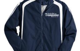 A Garden State Trampoline Academy Zip up.